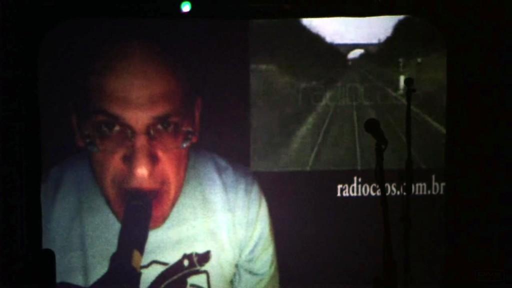 1 Radiocaos ao vivo GGG 04-12-2011
