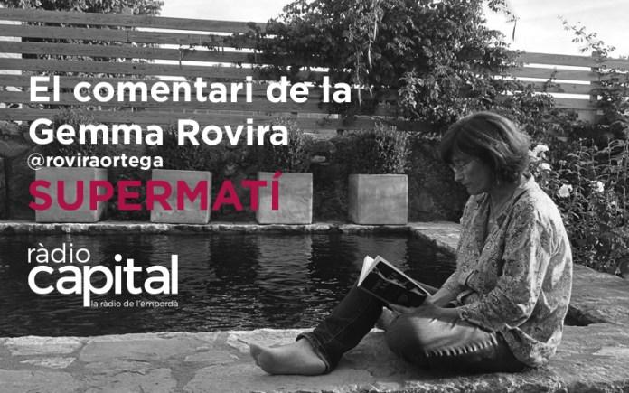La Gemma Rovira és traductora