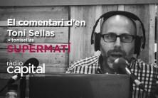 En Toni Sellas és periodista, professor universitari i responsable editorial de Ràdio Capital