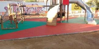Parc infantil de l'avinguda de Josep Pla de Palafrugell