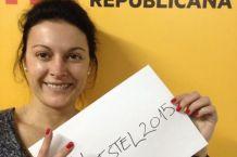 Estel Rodríguez, portaveu d'ERC a Platja d'Aro