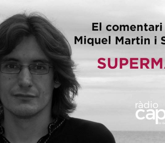 L'escriptor begurenc Miquel Martin