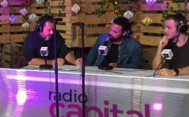 Myles Sanko - Ràdio Capital - Festival Jazz Costa Brava