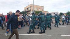 interveció guardia civil la tallada referendum