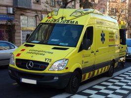 Ambulància del SEM   Imatge de Javierito92