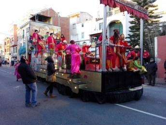 Rua de Carnaval 2018 a Palamós | Imatge d'arxiu