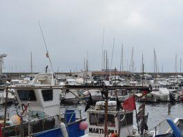 El Port de Palamós en una imatge d'arxiu