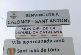 cdr municipi per la republica calonge