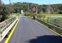 Camí de Castell de Palamós asfaltat | Imatge de l'Ajuntament de Palamós