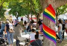 Santa Cristina contra l'homofòbia