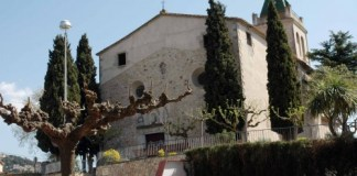 Avinguda de l'Església de Santa Cristina d'Aro