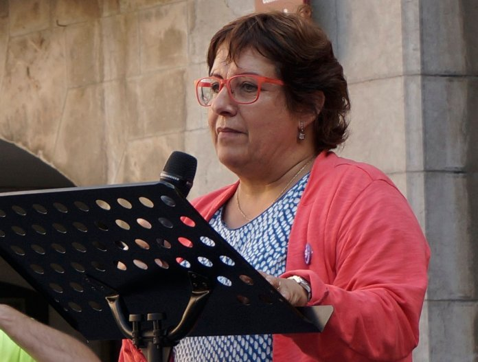 Dolors Bassa. Imatge de l'Ajuntament de Torroella