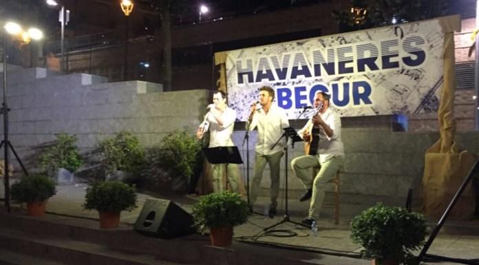 Cantada d'Havaneres de Begur