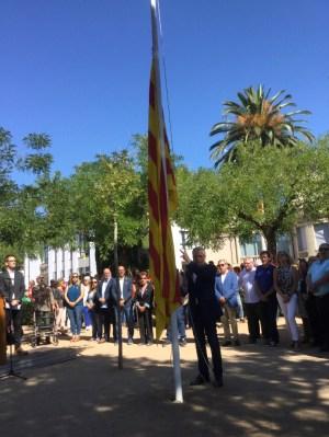 Imatge de la Diada 2018 a Palafrugell | Imatge de l'Ajuntament