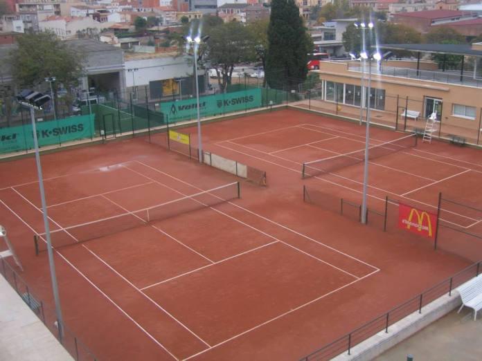 Crèdits imatges pàgina Facebook Club Tennis Guíxols