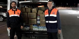 Gran Recapte dels Aliments a Begur durant el desembre de 2018   Imatge de l'Ajuntament