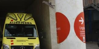 Servei d'Urgències de l'Hospital de Palamós | Imatge de Laia Bodro - Coronavirus al Baix Empordà
