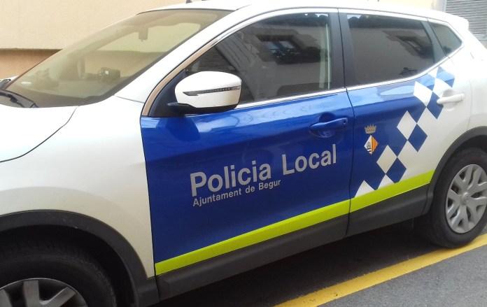 Noves places a la Policia Local de Begur
