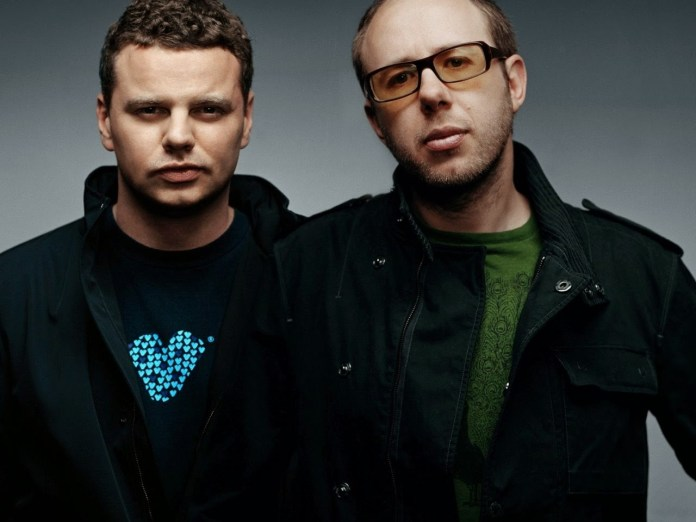 The Chemical Brothers estrenen 'Mah'