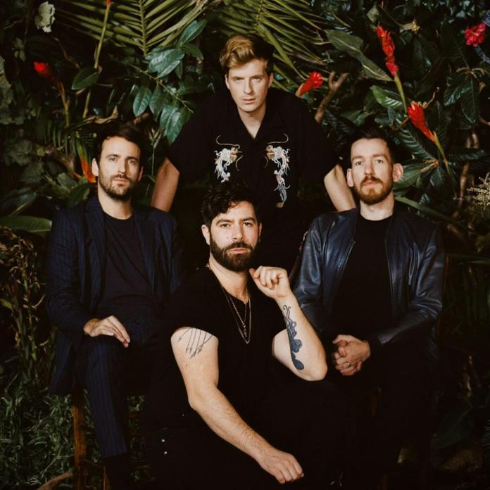 Foals s'apropen al so dels 80 a 'On the luna'
