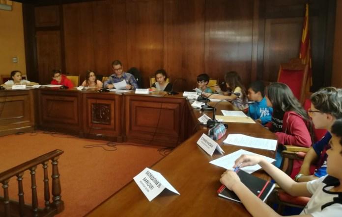 Consell d'Infants de la Bisbal d'Empordà | Imatge de l'Ajuntament