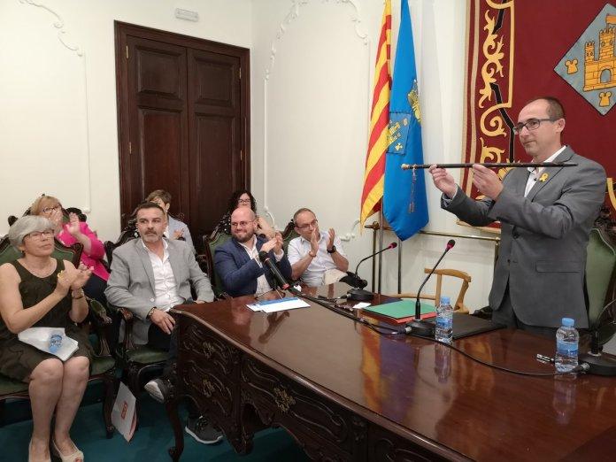 Lluis Puig alcalde Palamós investidura 2019
