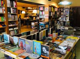 Llibreria Mediterrània de Palafrugell en una imatge d'arxiu