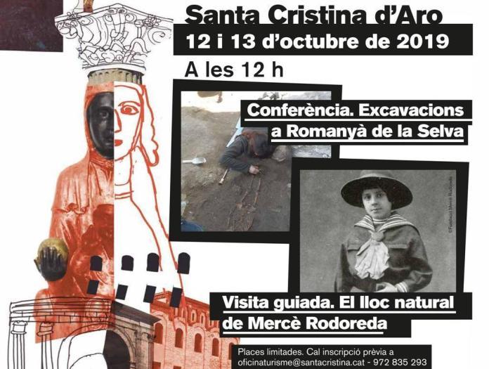 privat:-romanya-centra-les-jornades-europees-de-patrimoni,-a-santa-cristina,-durant-el-cap-de-setmana