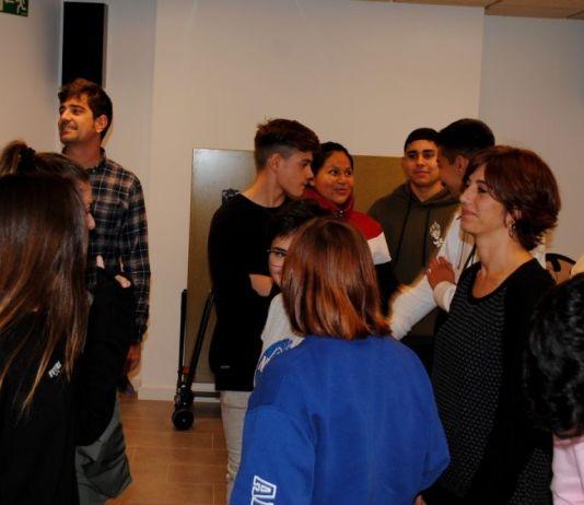 Els joves de Santa Cristina d'Aro fan un taller de teatre contra la violència masclista   Imatge d'arxiu de l'Ajuntament de Santa Cristina d'Aro