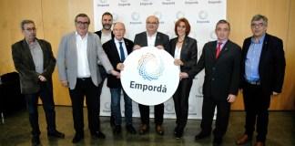 Presentació de la campanya Jo Soc Empordà