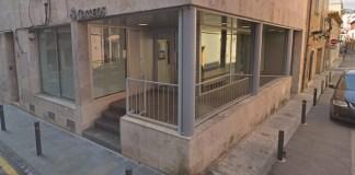 Oficina de Correus a Sant Feliu de Guíxols | Imatge de Google Maps