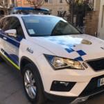 Cotxe patrulla de la policia Local de la Bisbal d'Empordà | Imatge de l'Ajuntament