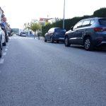 Rodes punxades al carrer Àngel Guimerà | Imatge de l'Ajuntament de Palafrugell