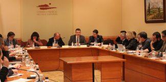 Consell Comarcal del Baix Empordà per parlar del Temporal Gloria | Imatge del CCBE