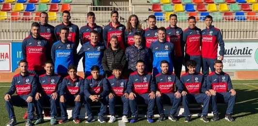 El Club de Futbol de Begur | Imatge d'arxiu
