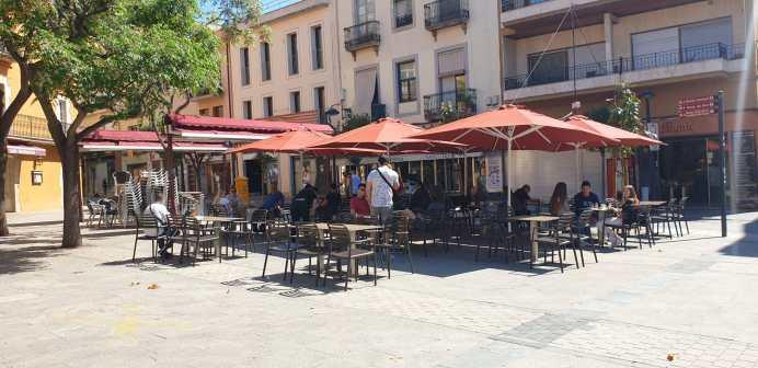 palafrugell terrasses plaça nova 2