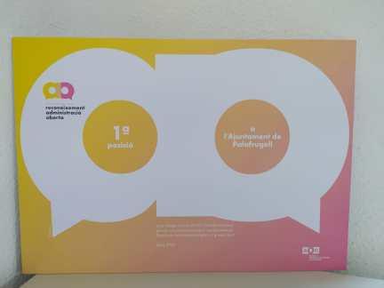 L'Ajuntament de Palafrugell, capdavanter en l'administració digital