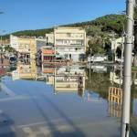 L'Estartit després del temporal d'aquest cap de setmana del 28 i 29 de Novembre 2020 | Imatge cedida