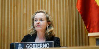 Ministra d'Economia, Nadia Calviño, que participarà a les trobades d'economia de S'Agaró a Barcelona