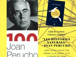 """privat:-club-de-lectura-virtual-""""classics-catalans""""-a-la-biblioteca,-amb-victor-garcia-tur"""