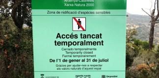 privat:-tancament-temporal-dels-accessos-a-punta-del-romaguer-penya-seca-cova-alta-d'en-vitaia,-per-protegir-especies-sensibles