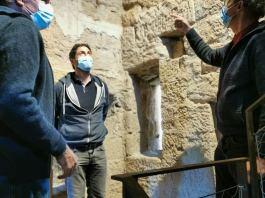 privat:-finalitzen-les-obres-de-restauracio-de-la-torre-de-les-hores-del-conjunt-medieval-de-peratallada