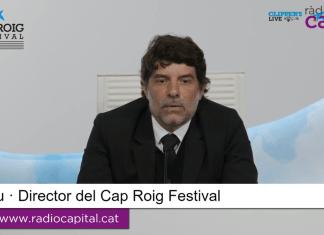 Juli guiu director de cap roig festival