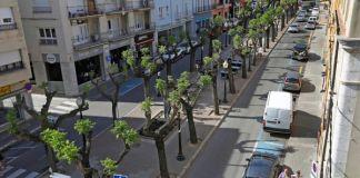 privat:-l'ajuntament-reforcara-el-passeig-de-catalunya-com-a-espai-prioritari-per-a-vianants