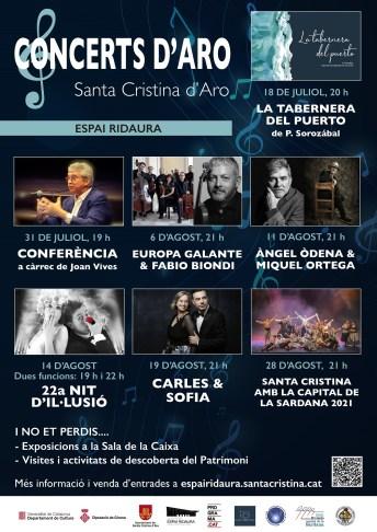privat:-tret-de-sortida-del-festival-'concerts-d'aro'-a-santa-cristina