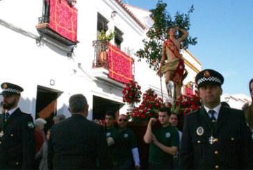 Cartaya celebra este fin de semana la festividad de San Sebastián