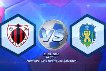 Fútbol en Directo – AD Cartaya vs Montilla CF (audio + crónica)