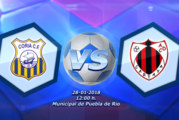Fútbol en Directo – Coria CF vs  AD Cartaya (audio + crónica)