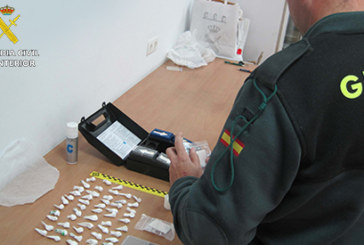 Valverde del Camino | La Guardia Civil desarticula un punto de venta de droga