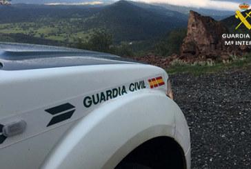 La Guardia Civil ha esclarecido varios robos cometidos en las localidades serranas de Almonaster la Real y los Romeros